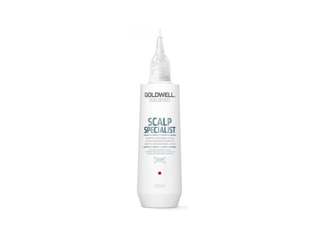 Goldwell Dualsenses Scalp Specialist Sensitive soothing Lotion 150ml zklidňuje vlasovou pokožku