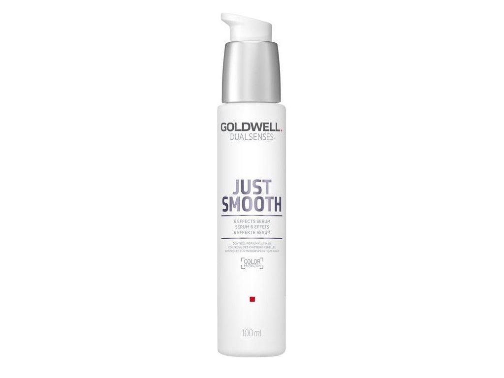 Goldwell Dualsenses Just Smooth 6 effects serum 100ml uhlazující sérum
