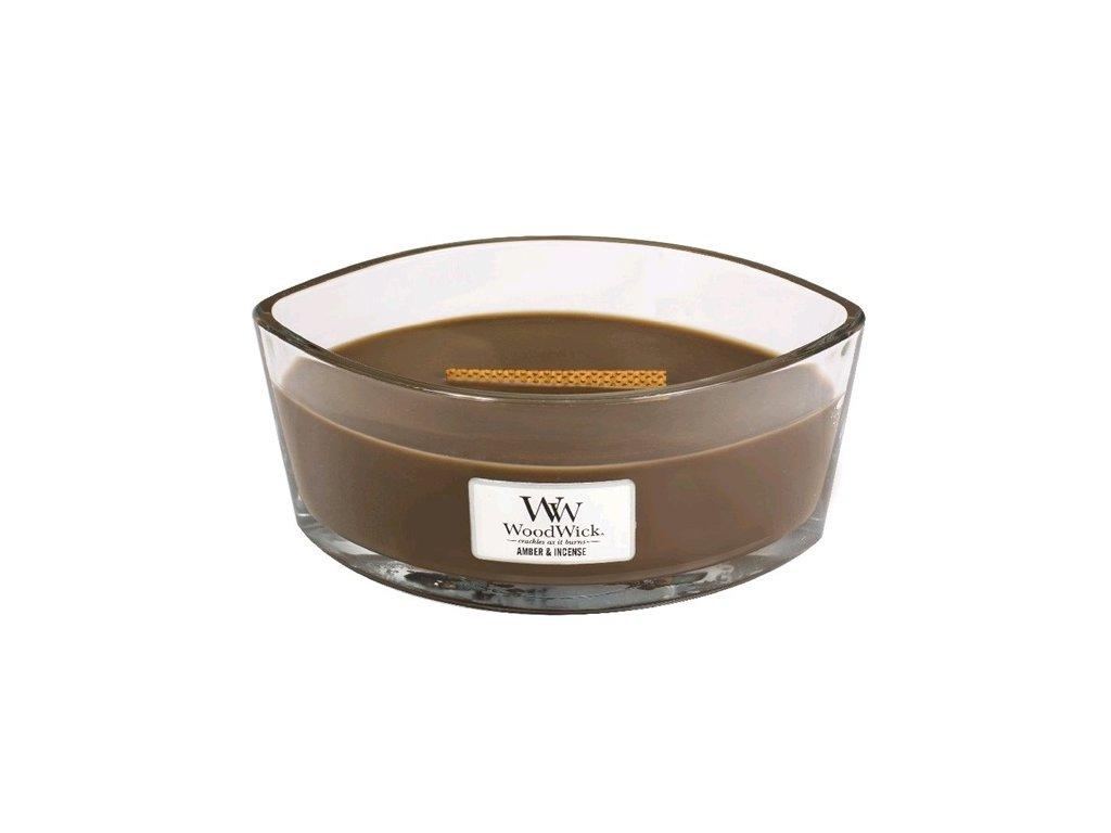 woodwick ambre incense