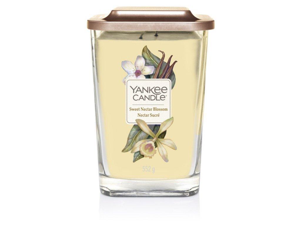 Yankee Candle Sweet Nectar Blossom 552g svíčka s květinovou vůní