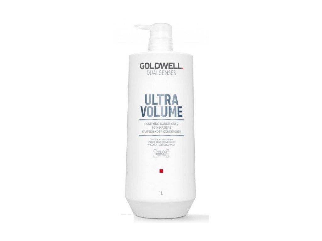 Goldwell Dualsenses Ultra Volume Bodifying conditioner 1000ml kondicionér pro jemné až normální vlasy