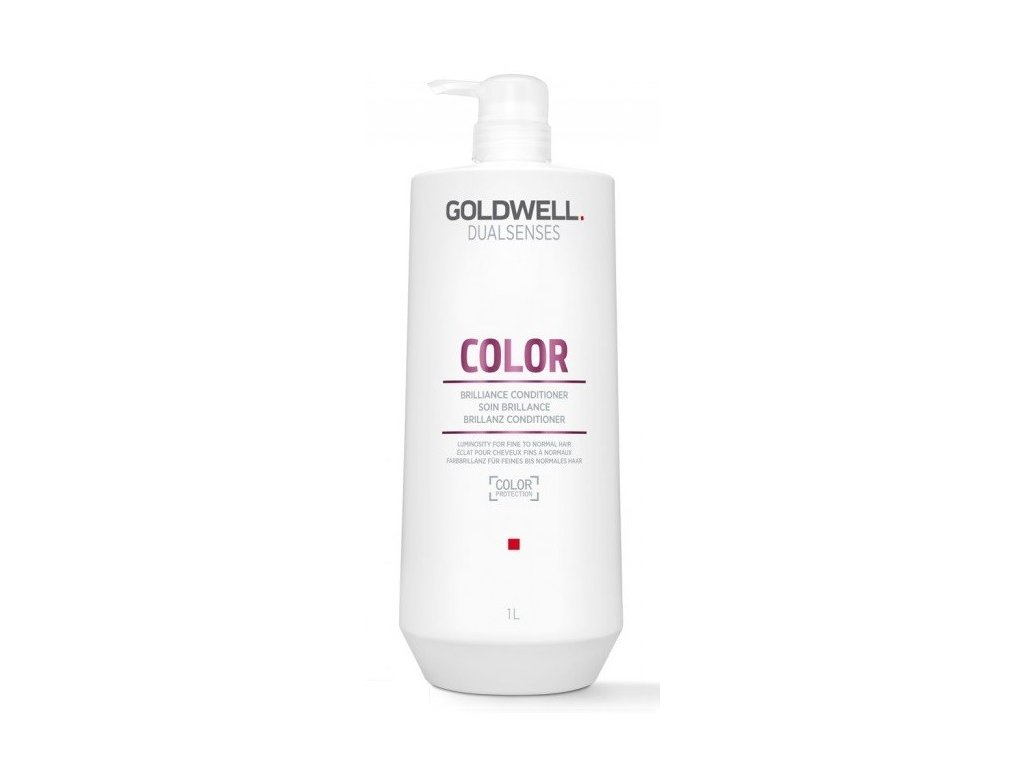 Goldwell Dualsenses Color brilliance conditioner 1000ml kondicioner na barvené vlasy