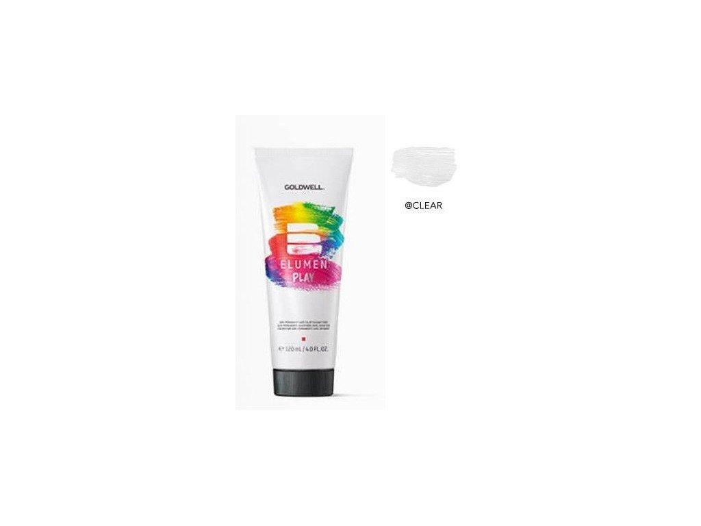 Elumen Play CLEAR 120ml semi-permanentní barva