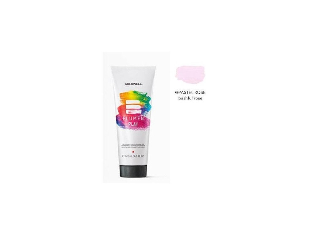 Elumen Play PASTEL ROSE 120ml semi-permanentní barva