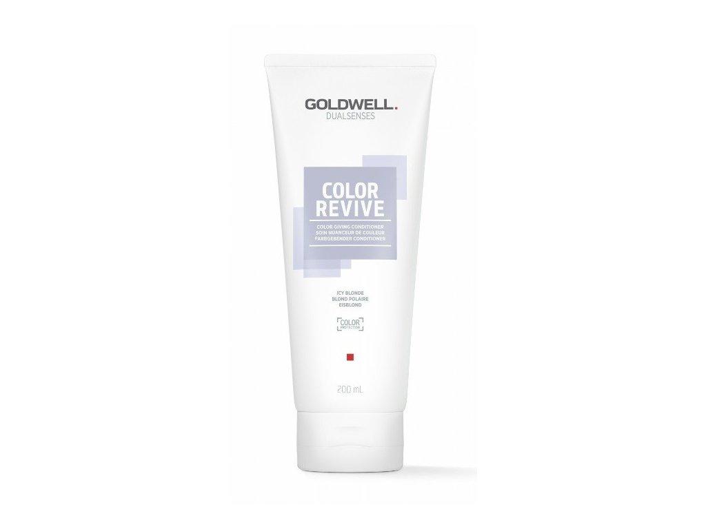 Goldwell Dualsenses Color Revive giving conditioner ICY BLONDE 200ml kondicioner osvěžující barvu vlasů