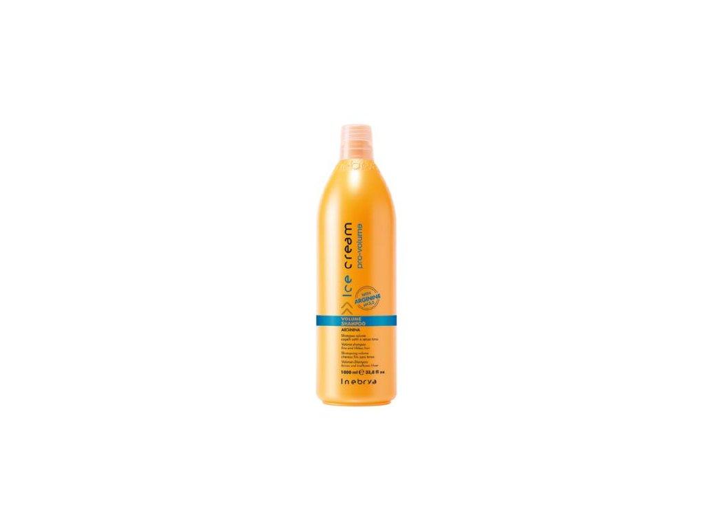 inebrya pro volume shampoo