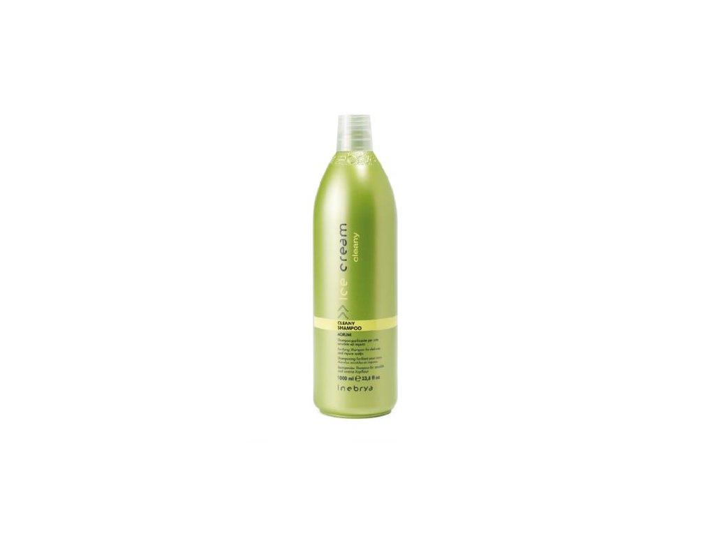 inebrya cleany shampoo