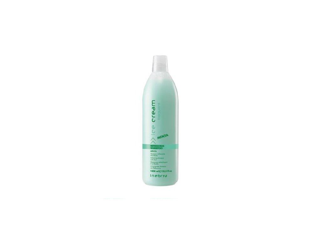 inebrya frequent refreshing shampoo