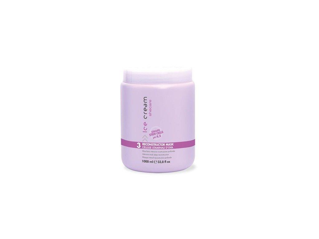 Inebrya SheCare Reconstructor mask 1000 ml maska na suché a citlivé vlasy