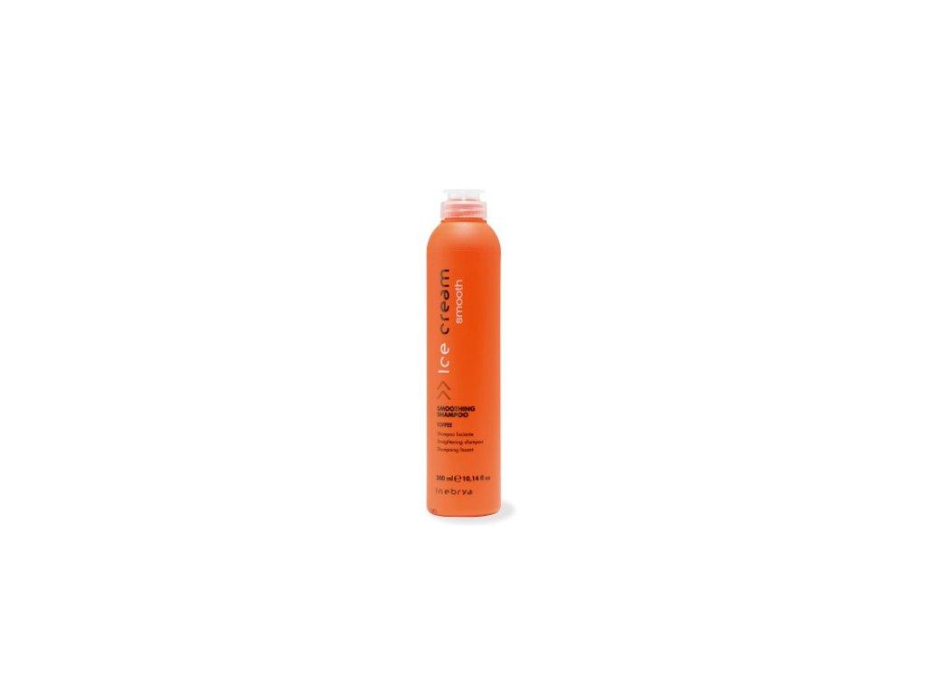 Inebrya Smoothing Shampoo 300ml uhlazující šampon