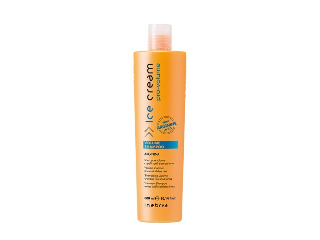 Inebrya Pro-volume shampon 300ml objemový šampon na vlasy