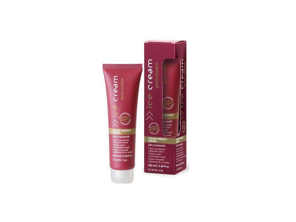 Inebrya Color Perfect Cream 100ml koncentrovaný krém pro zdokonalení barvy vlasů
