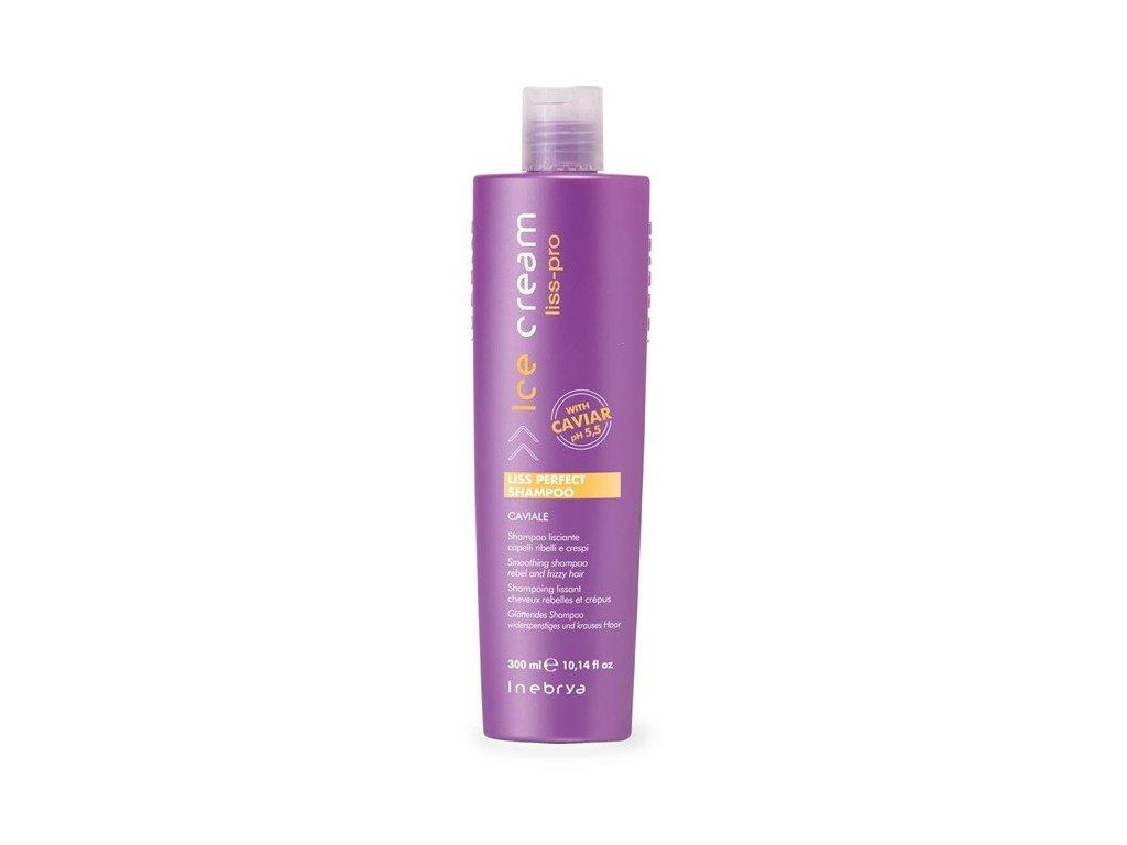 Inebrya Liss-pro Liss perfect  shampoo 300ml uhlazující šampon