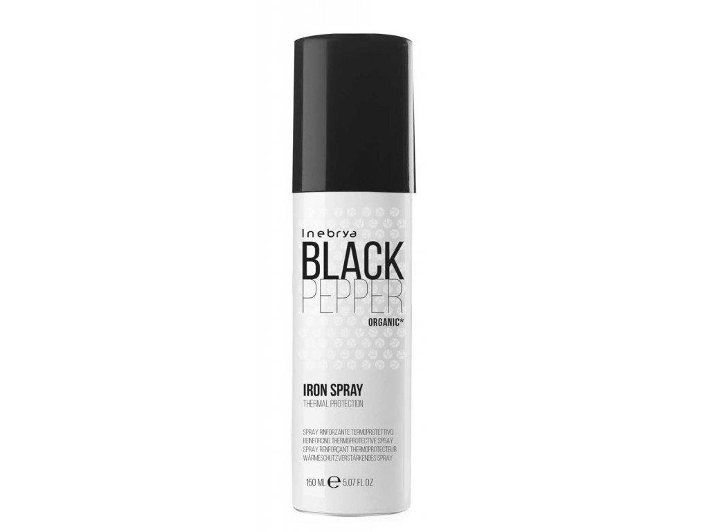 Inebrya Black Pepper Iron Spray thermal protection 150ml spray s termoochranou