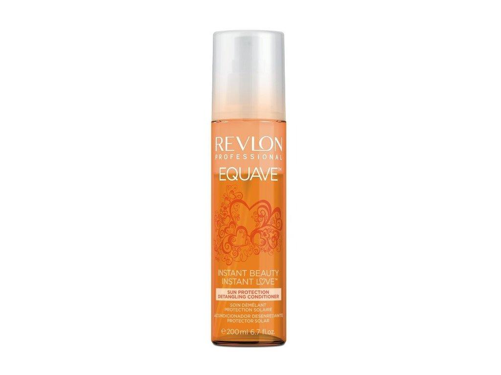 Revlon Professional Equave Sun Protection Detangling Conditioner 200ml bezoplachový kondicioner