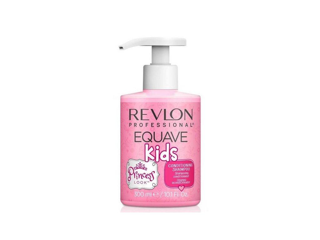 Revlon Professional Equave Kids Princess conditioning shampoo 300ml dětský šampon