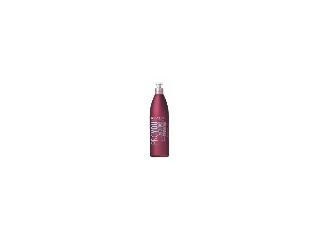 Revlon Professional Pro You Nutritive Shampoo 350ml hydratační šampon