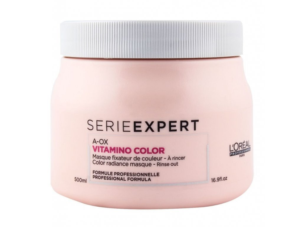 ĽOréal Professionnel Expert  Vitamino Color AOX maska 500ml maska na barvené vlasy