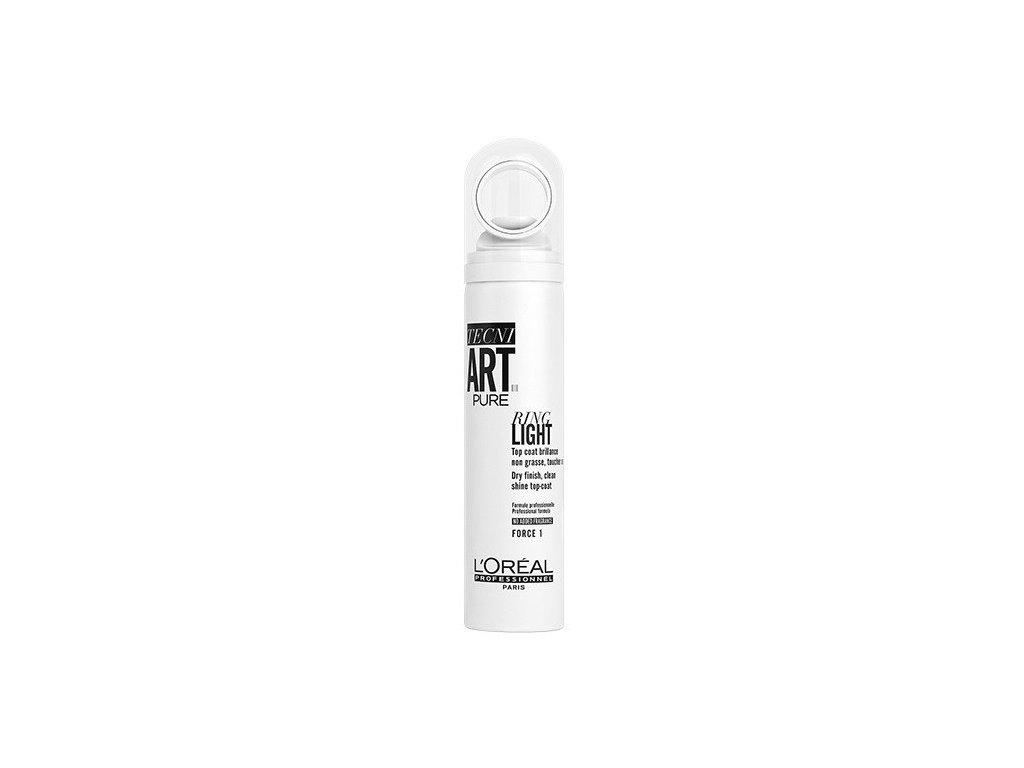 ĽOréal Professionnel Tecni.art Ring Light 150ml sprej pro vysoký lesk