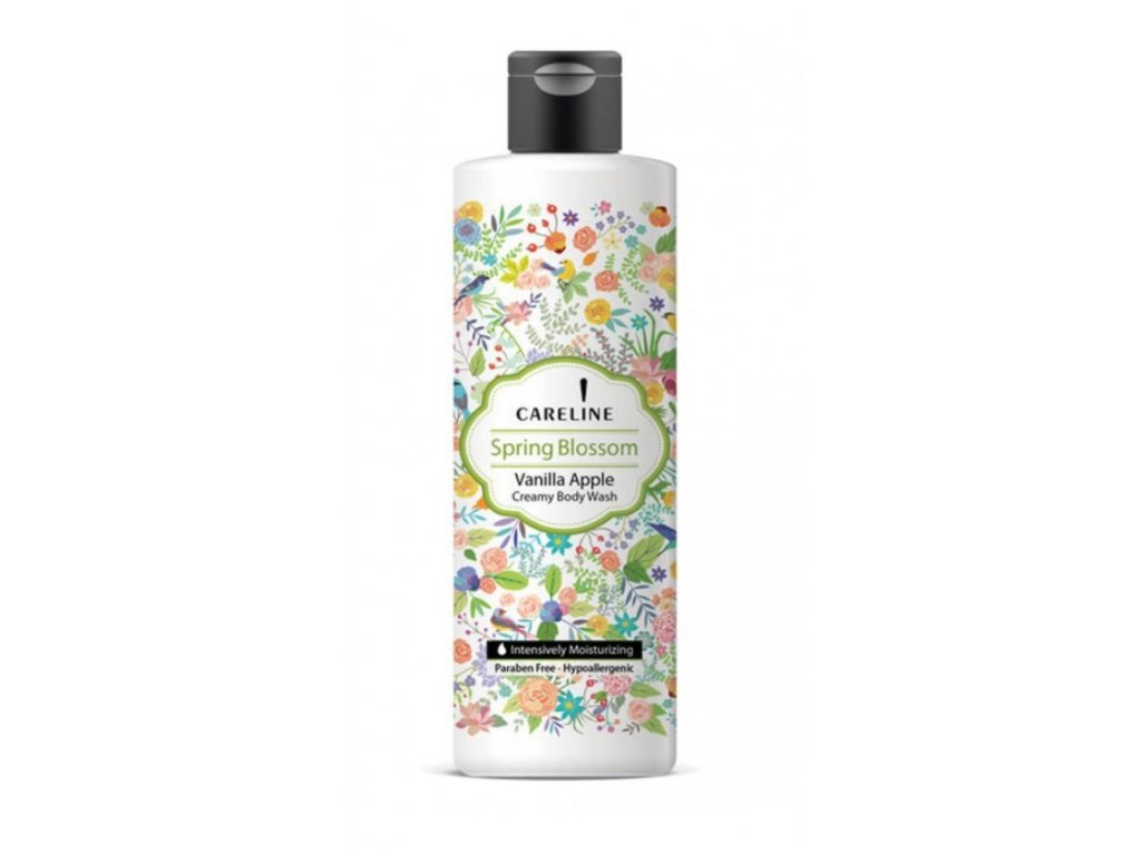careline body cream 500ml spring blossom