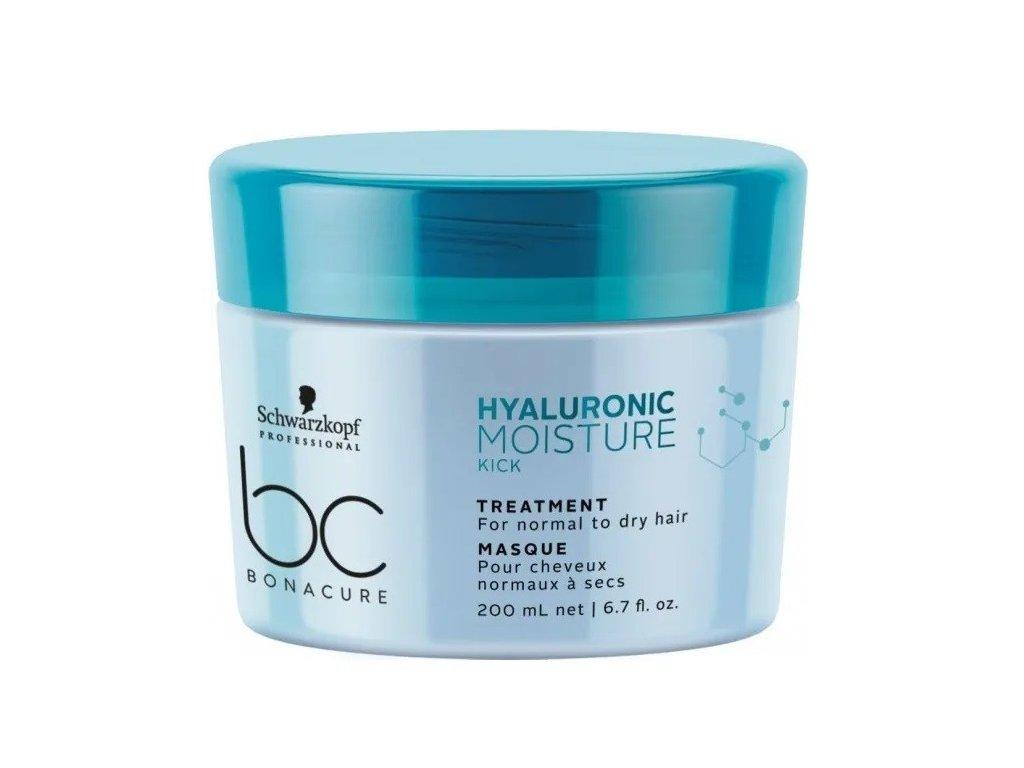 Schwarzkopf BC Bonacure Moisture Kick Hyaluronic Micellar treatment 200ml hydratační maska
