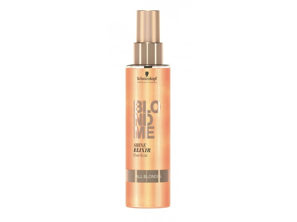 Schwarzkopf Blond Me All Blondes Shine Elixir Spray Conditioner 150ml