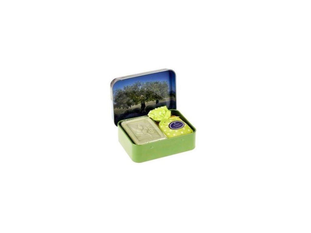esprit provence mydlo olive pytlicek plech 60g