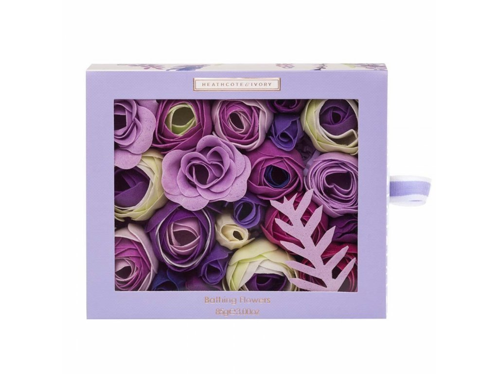 60825 heathcote ivory koupelove kvitky lavender fields 85g