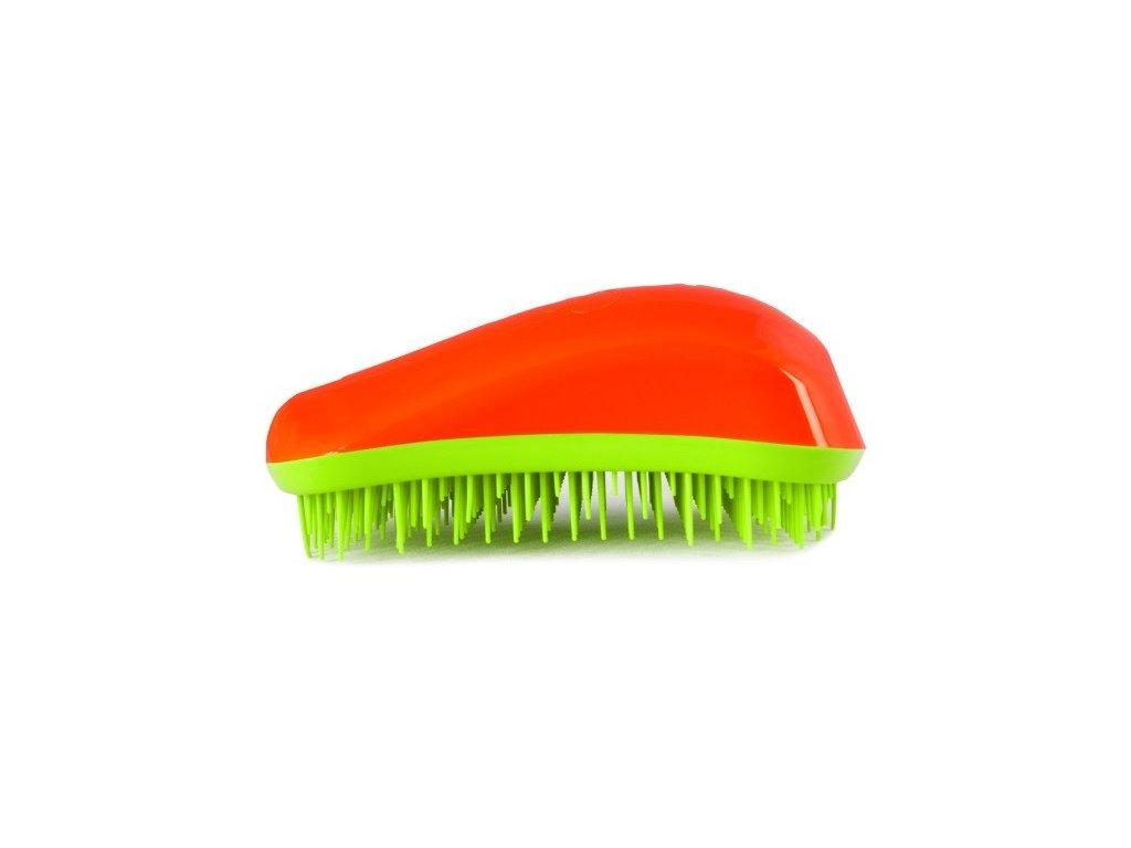 Dessata Original Orange - Lime kartáč na vlasy