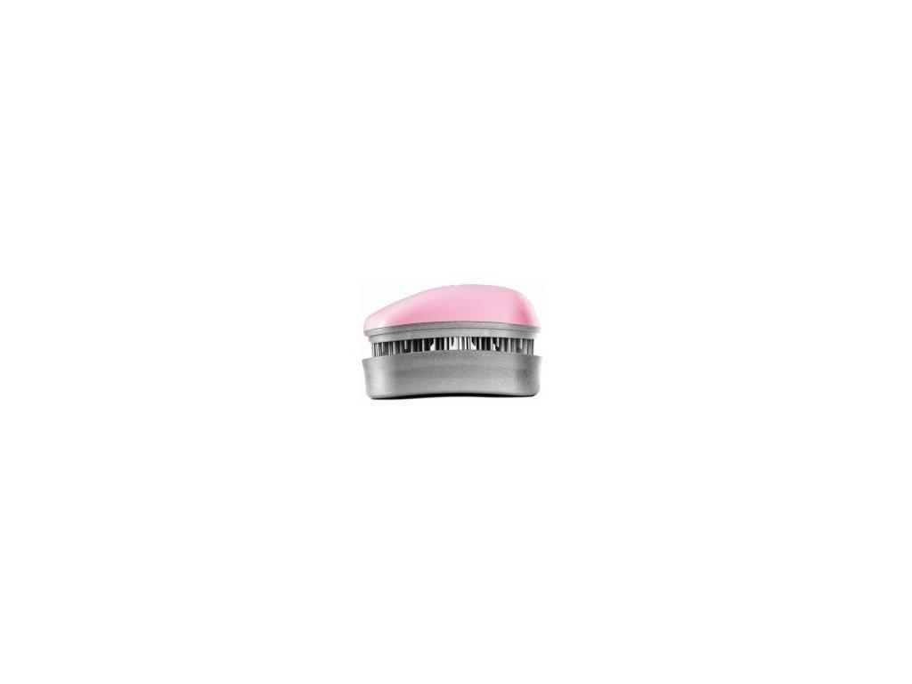 Dessata Mini Pink-Silver kartáč na vasy