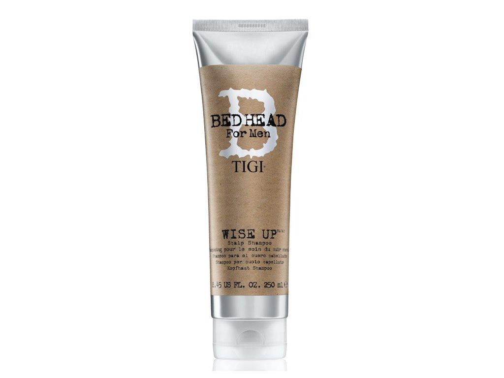 Tigi Bed Head for Men Wise Up Scalp 250ml šampon na mastné vlasy