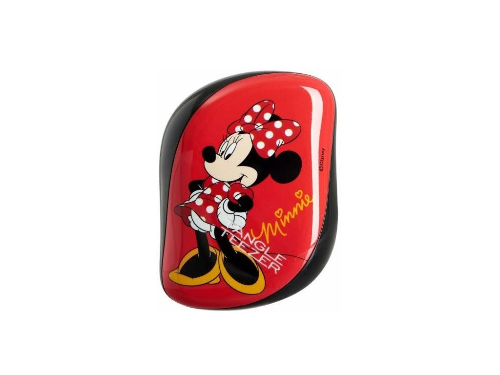 Tangle Teezer Compact Styler Minnie Mouse Rosie Red
