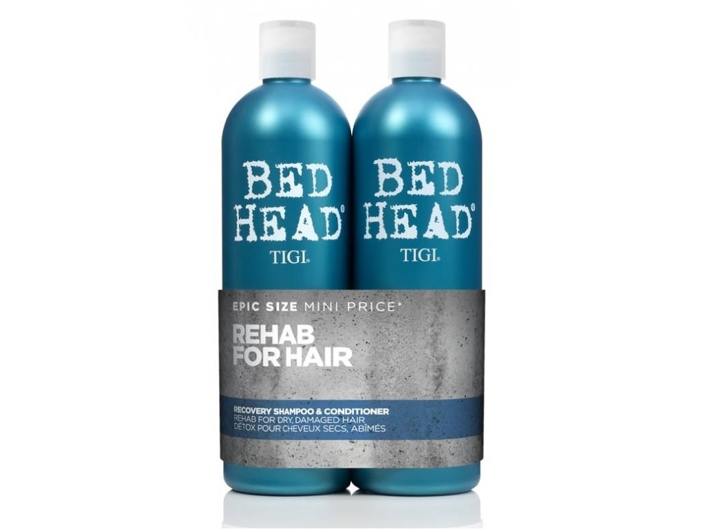 Tigi Bed Head Recovery set 2x750ml péče o velmi suché vlasy