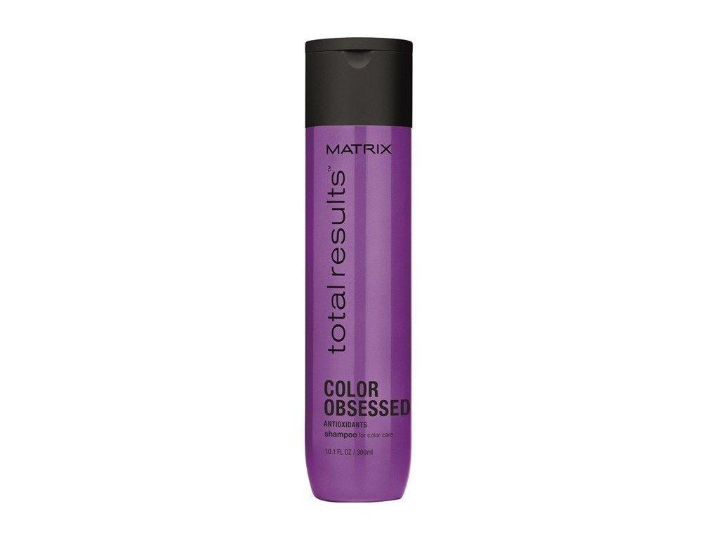 Matrix Total Results Color Obsessed Shampoo 300ml šapon na barvené vlasy