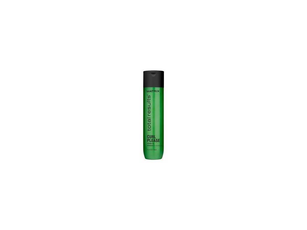 Matrix Total Results Curl Please Shampoo 300ml šampon na vlnité vlasy