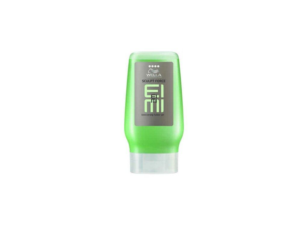 Wella Eimi Sculpt Force Gel 250ml gel pro kreativní styling PO EXPIRACI