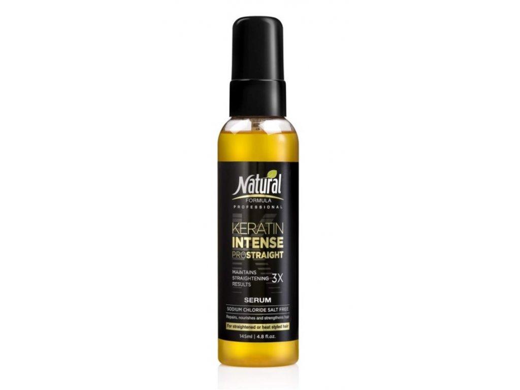 natural formula keratin intense serum 145ml