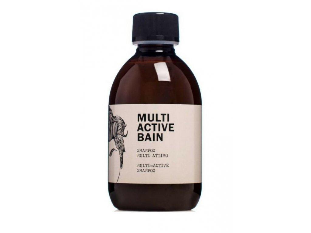dear beard multi active bain shampoo