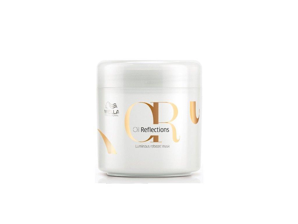 Wella Professionals Care Oil Reflections Luminous Reboost mask 150ml hydratace a lesk vlasů PO EXPIRACI
