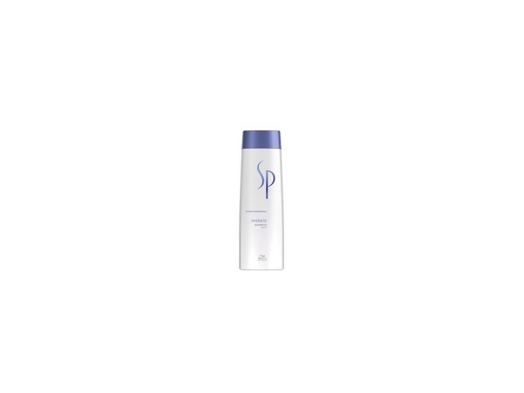 Wella SP Hydrate Shampoo 250ml hydratační šampon PO EXPIRACI