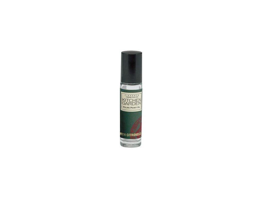 Fikkerts Kitchen Garden Pulse Point Oil 10ml Citronella přírodní olej s repelentním účinkem