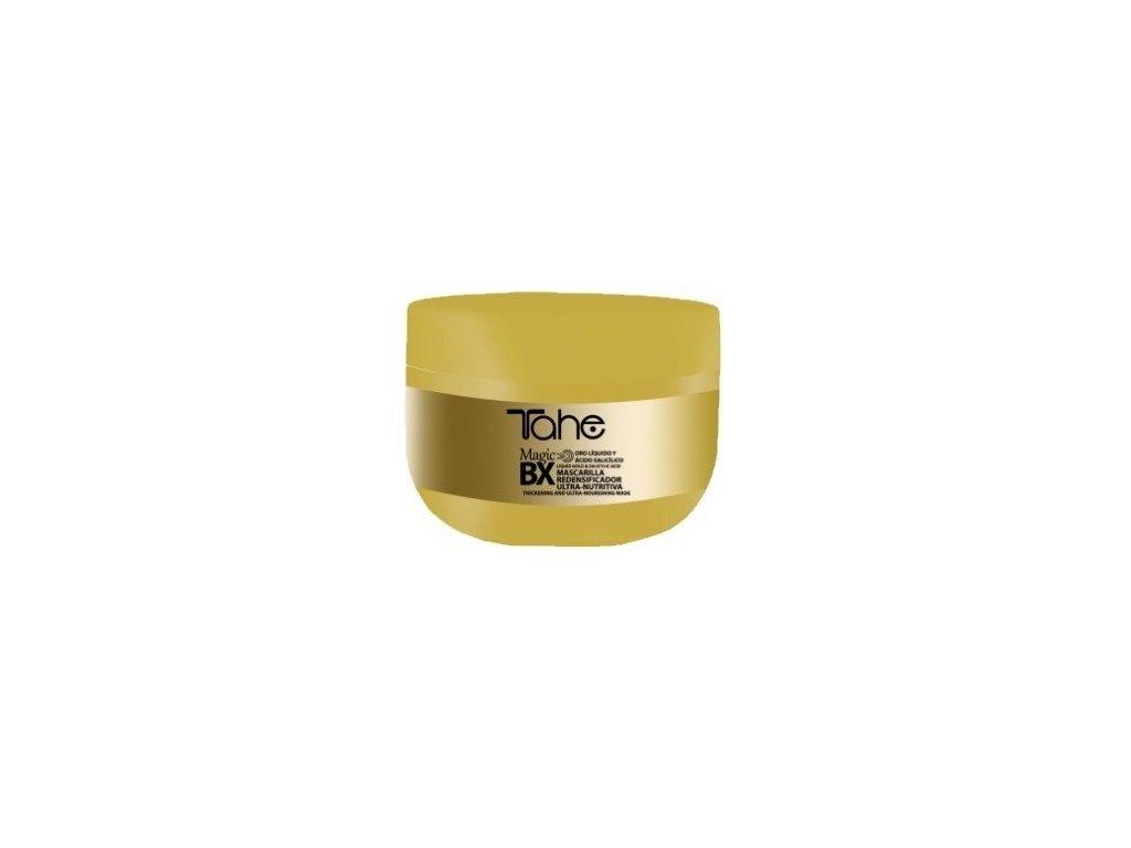 Tahe Magic BX Gold Redensifying mask 300ml na suché a poškozené vlasy