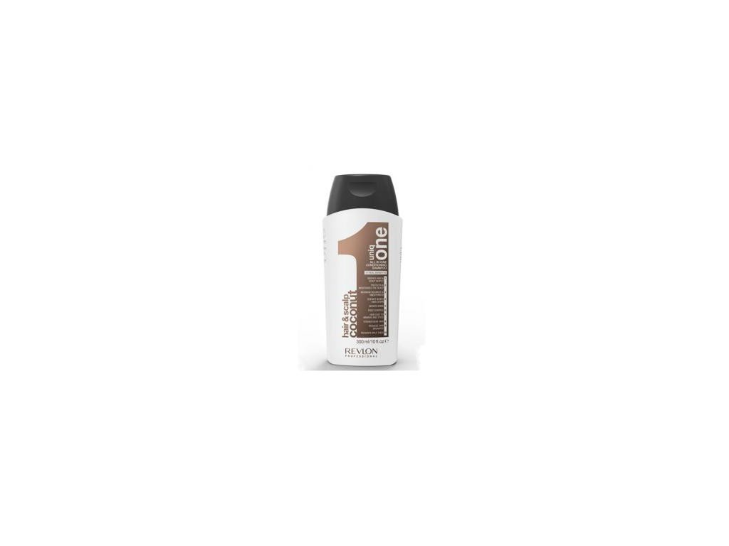Revlon Uniq One All In One Conditioning Shampoo Coconut 300 ml