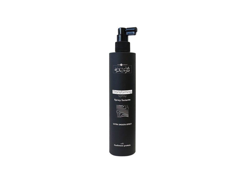 Hair Company Inimitable Style Transforming spray 300ml sprej na uhlazení, narovnání vlasů