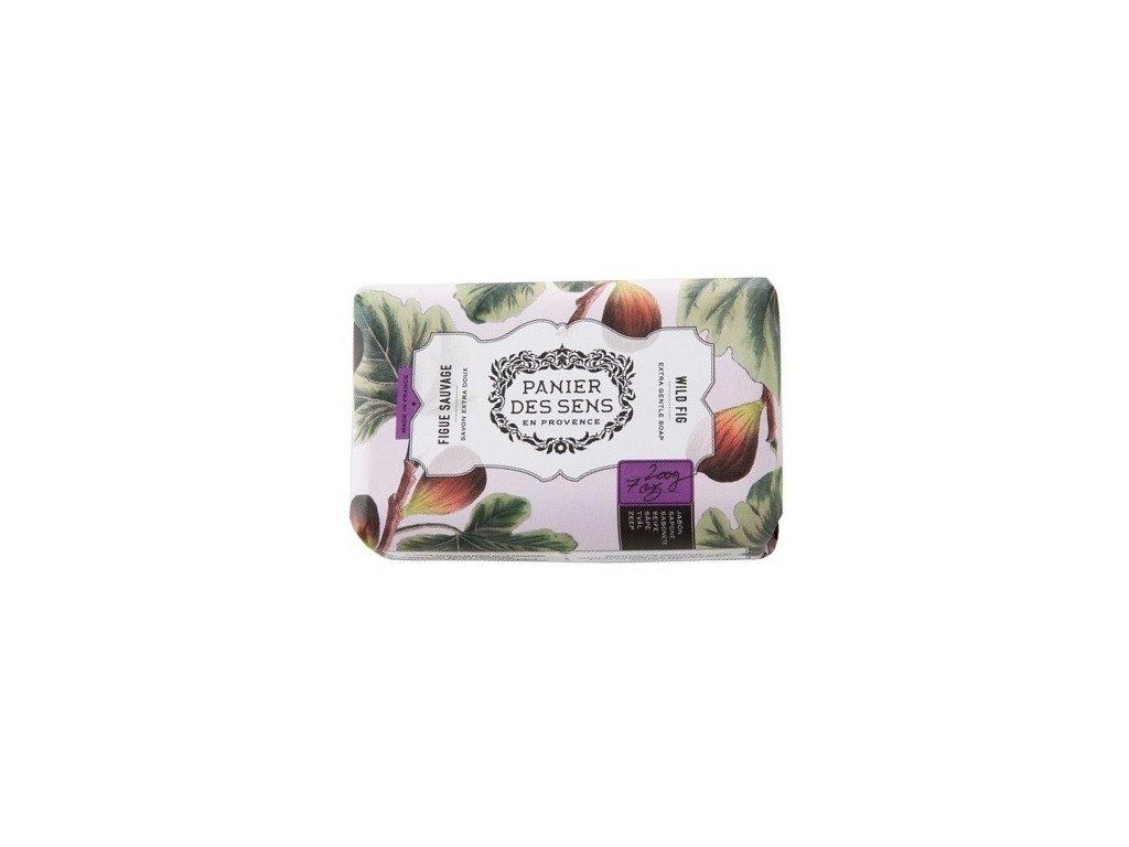 Panier des Sens mýdlo Divoký fík a bambucké máslo 200g