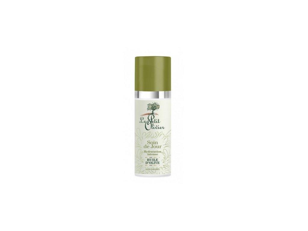 le petit olivier vyzivny denni krem s olivovym olejem 50ml