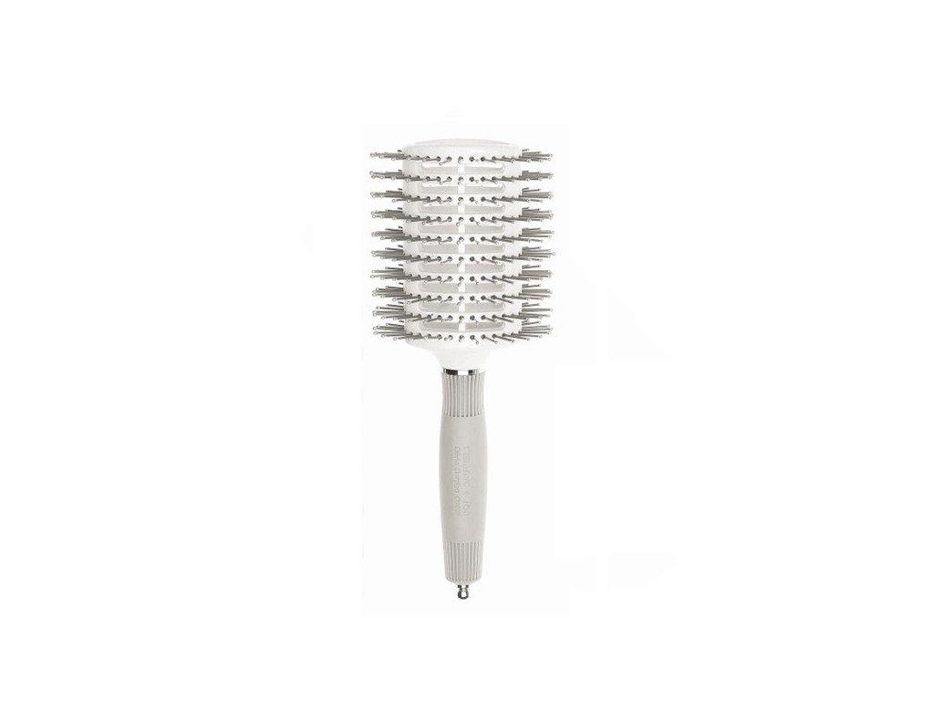 Olivia Garden Turbo Vent Pro ceramic+ion Oval Large oválný kartáč na vlasy