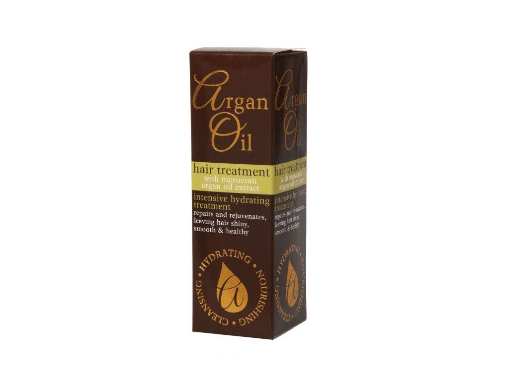Xpel Argan oil hair treatment 100ml vyživující péče o vlasy