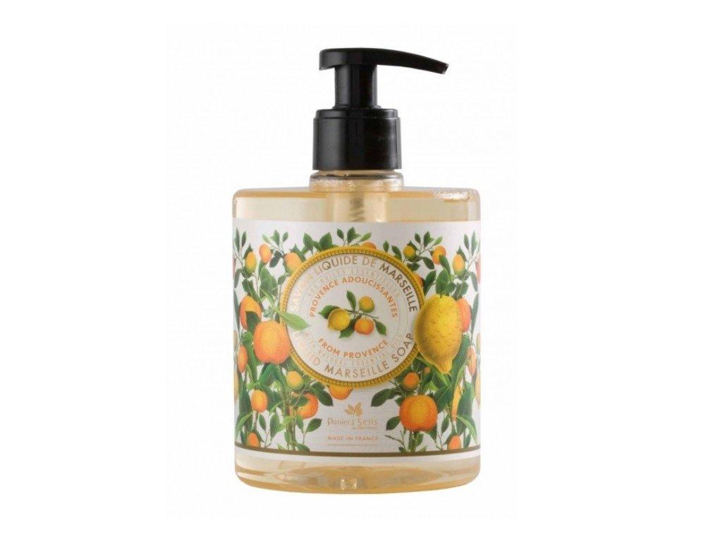 Panier des Sens tekuté mýdlo Provence 500ml PROMÁČKLÝ OBAL