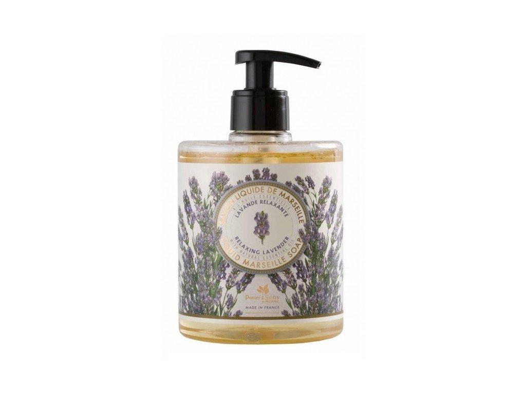 Panier des Sens tekuté mýdlo Levandule 500ml
